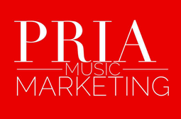 PRIA Music Marketing