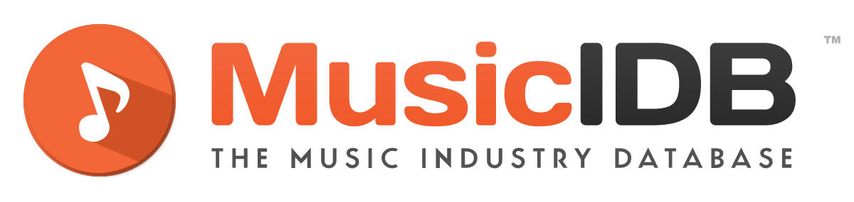 MusicIDB Logo for light backgrounds